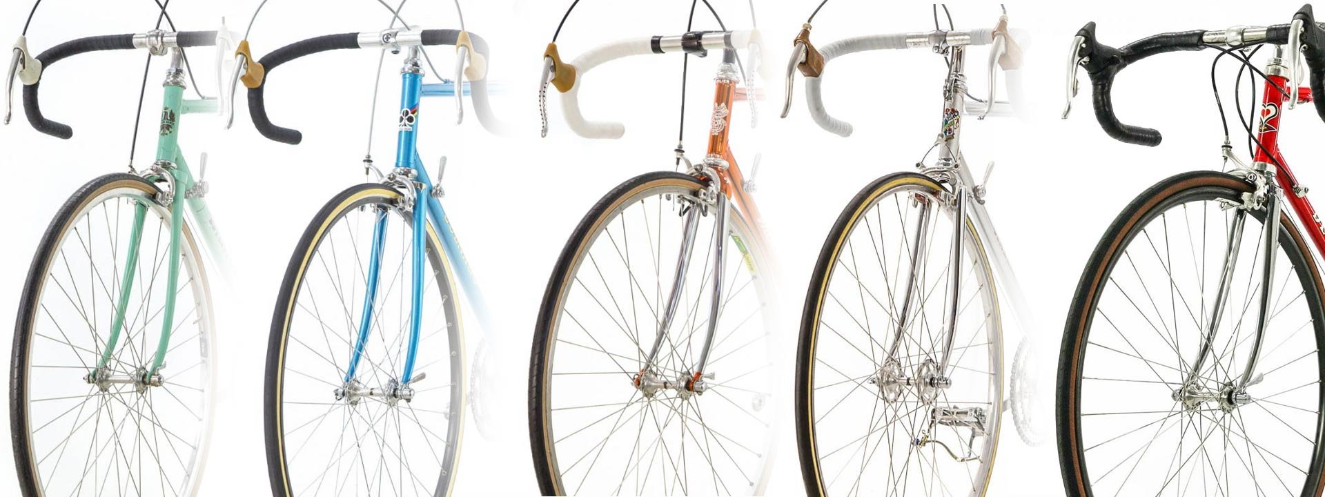 5 of the Best Vintage Bike Brands