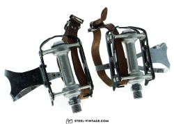 Campagnolo Superleggeri ALE Brown Classic Pedals