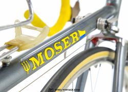 Moser Cicli Classic Road Bicycle 1970s