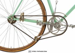 Bianchi Branded Vittoria Margherita Bicycle 1940s