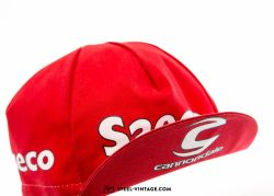 Team Saeco Cannondale Cycling Cap