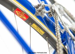 Colnago Super Classic Blue Road Bike 1974