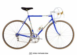 Gios Torino Super Record Road Bicycle 1980s