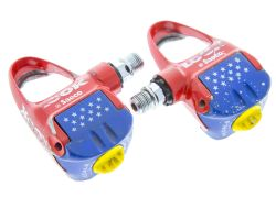 Look PP296 Team Saeco Clipless Pedals