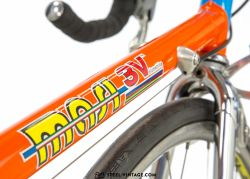 Masi 3V Volumetrica Gulf Road Bike 1990s
