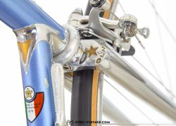 Olmo Competition Classic Road Bicycle 1970s