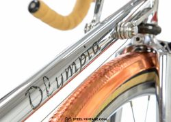 Olympia Chromed Randonneur Bike
