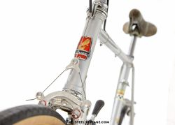 Peugeot Course Classic Road Bike 1970s