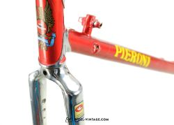 Pieroni Artisanal Road Frame Set 1980s