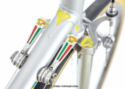 Pogliaghi Selection Classic Road Bicycle 1980s