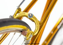 Scapin Special Cromovelato Road Bicycle 1970s