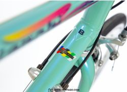 Bianchi Reparto Corse TSX Road Bicycle 1990s