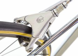 Colnago Master Più Chromed Road Bicycle 1980s