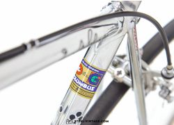 Colnago Master Più Chromed Small Road Bicycle 1980s