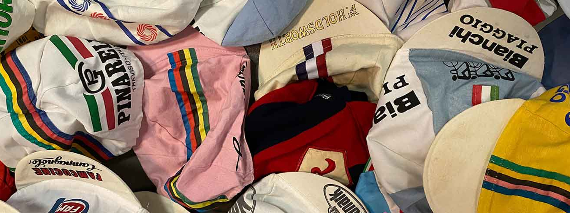 Vintage Cycling Caps