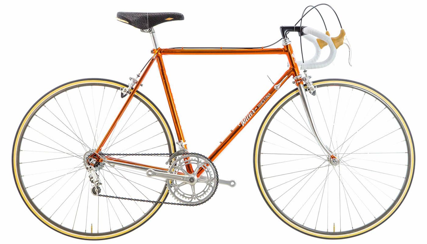 Wilier Triestina Ramata 50th Anniversary Bicycle 1983