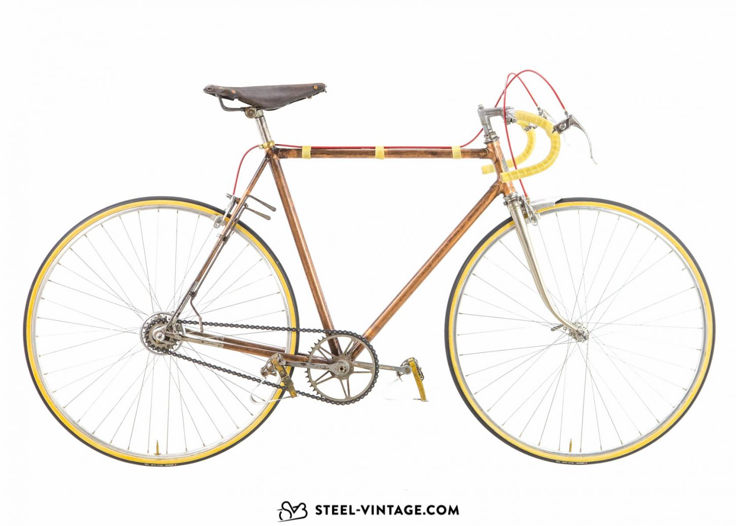1940's Copper Plated Wilier