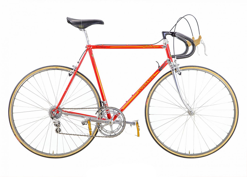 Colnago Arabesque rare vintage bicycle