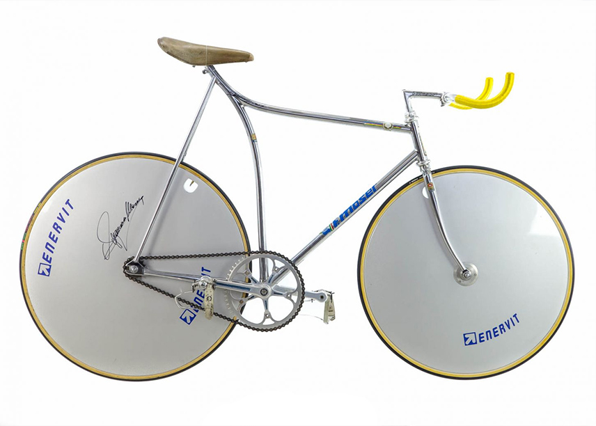 Francesco Moser's Personal Bike