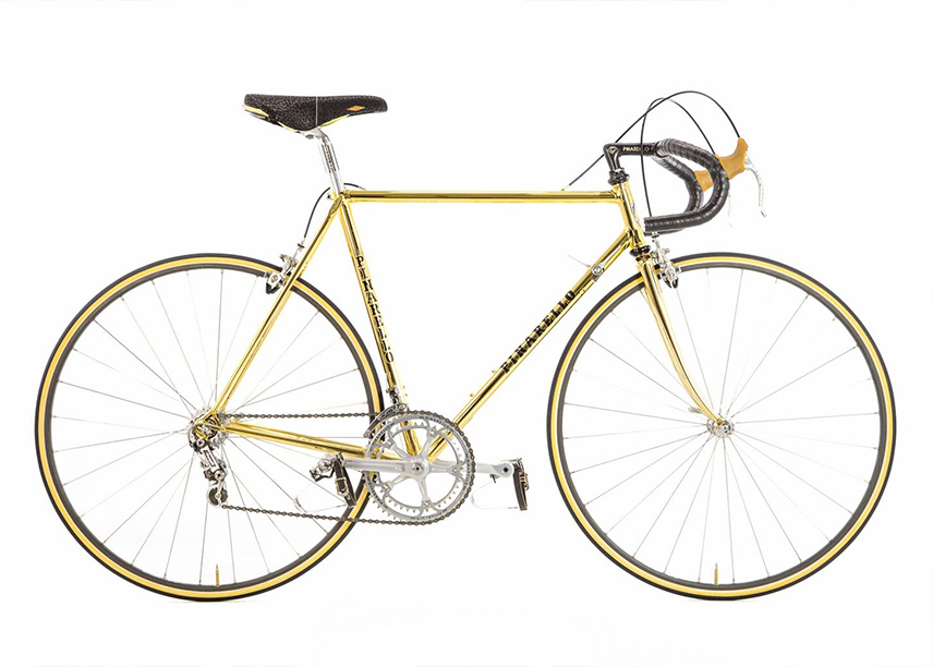 Pinarello Prestige Oro rare vintage bicycle