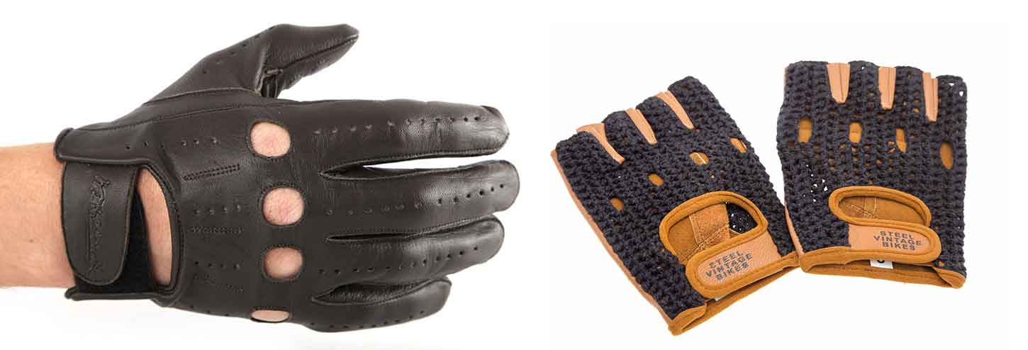 Buy Cycling Gloves for Vintage Bicycles Online
