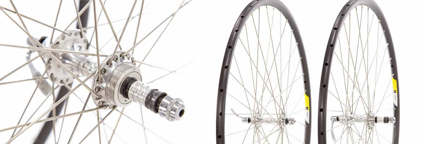 Wheels for Vintage Bicycles Online