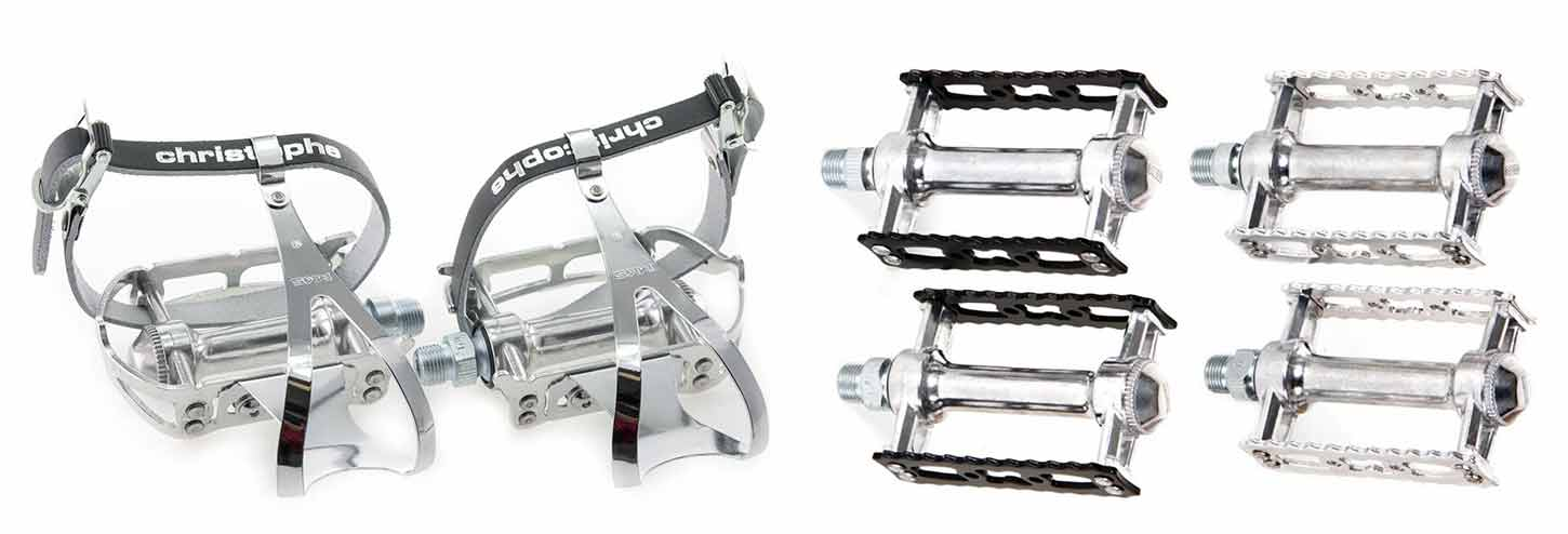 New MKS Pedals for Vintage Bicycles Online