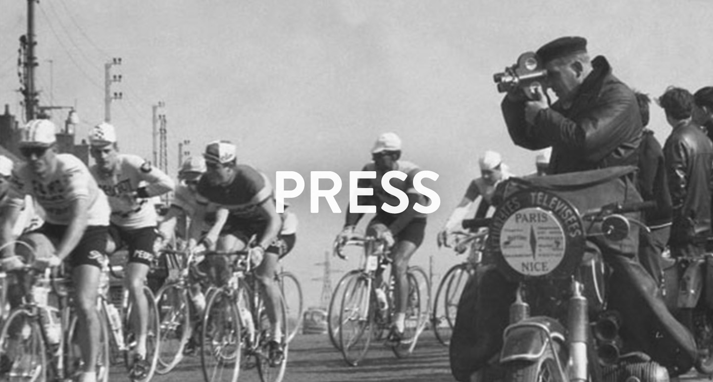 Press and Blog Articles about Steel Vintage Bikes