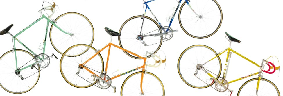 5 More Brillian Vintage Bicycles