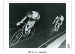Art Print Gianni Motta And Felice Gimondi