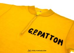 G.P. Patton Vintage Cycling Jersey