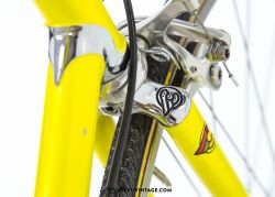 Cinelli Supercorsa Yellow Road Bicycle 1990s