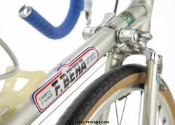 F.Beha Classic Steel Road Bike 1977