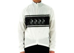 New Kraftwerk Tour de France Windbreaker White