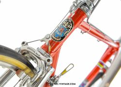Faliero Masi Special Classic Road Bicycle 1960s