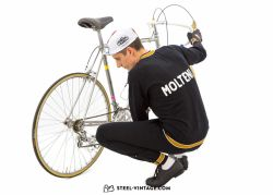 Merino Wool Tracksuit Top Molteni Team