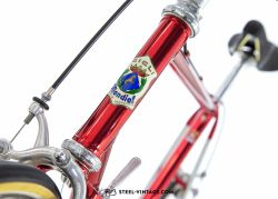 Mondial Cromovelato Classic Road Bicycle 1980s