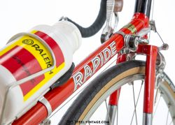 Raleigh Carlton Team Rapide Classic Road Bike 1970s
