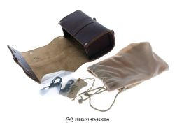 Spa Cycles Loxley Leather Saddle Bag