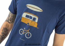 Nature Fun T-Shirt - Navy