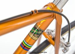 Toni Redl Classic Road Bicycle 1978