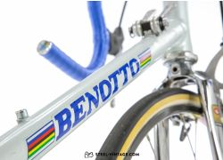 Benotto 5000 Aero Road Bike 1980s