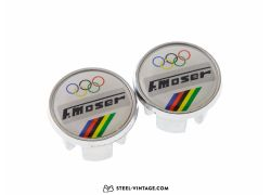 F. Moser Handlebar End Plugs