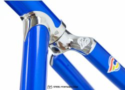 Cinelli Supercorsa China Blu Frame Set NEW
