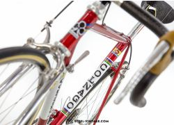 Colnago Mexico Saronni Red Bicycle 1980s