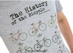 The Vandal History of the Bicycle T-Shirt