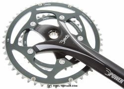 Deda Power Compact Carbon NOS Crankset