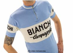 Classic Wool Jersey Bianchi-Campagnolo Team