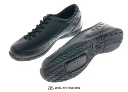 Classic Leather Shoes for SPD Clips