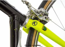 Gazelle Champion Mondial AB Neon Green Road Bike